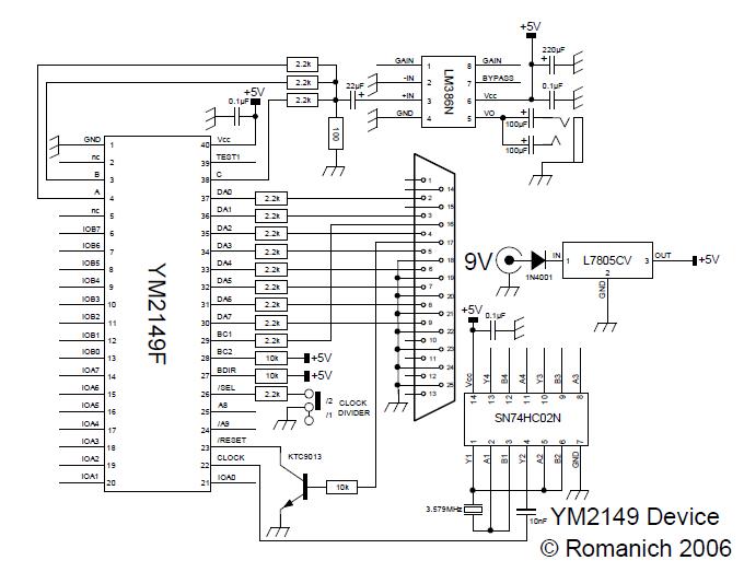 ZX Spectrum Computer Sound