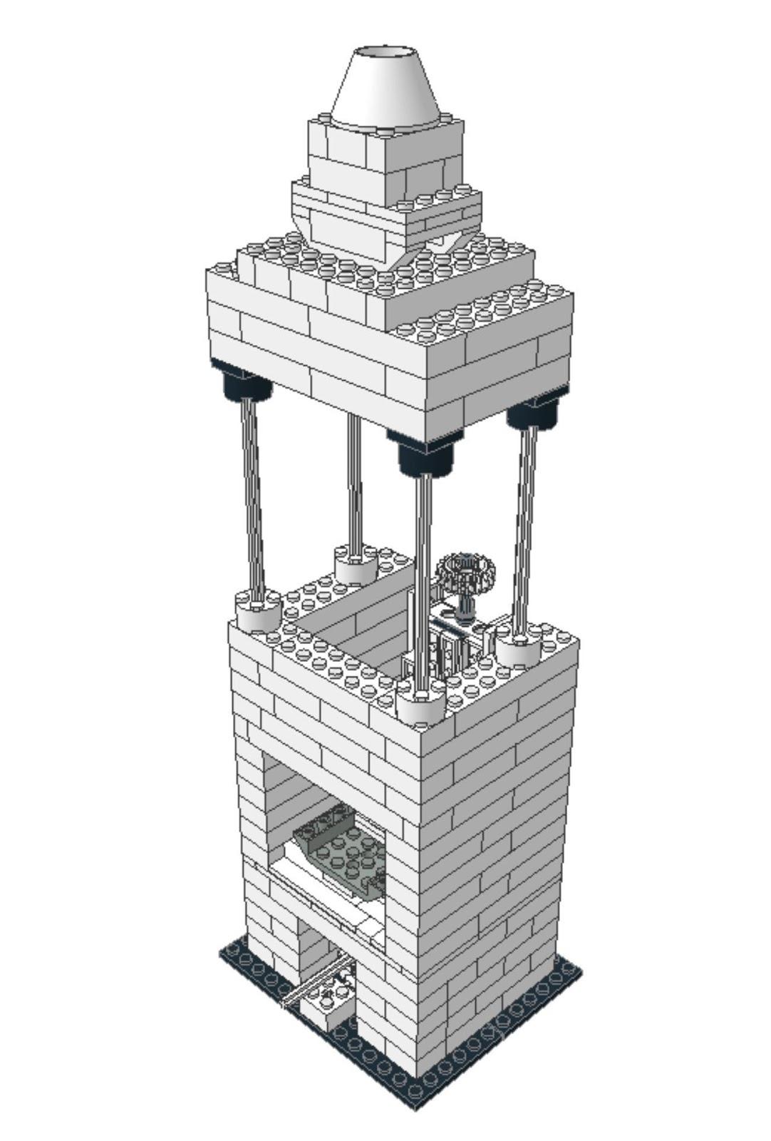 [Перевод] Собственный микроскоп из кубиков LEGO