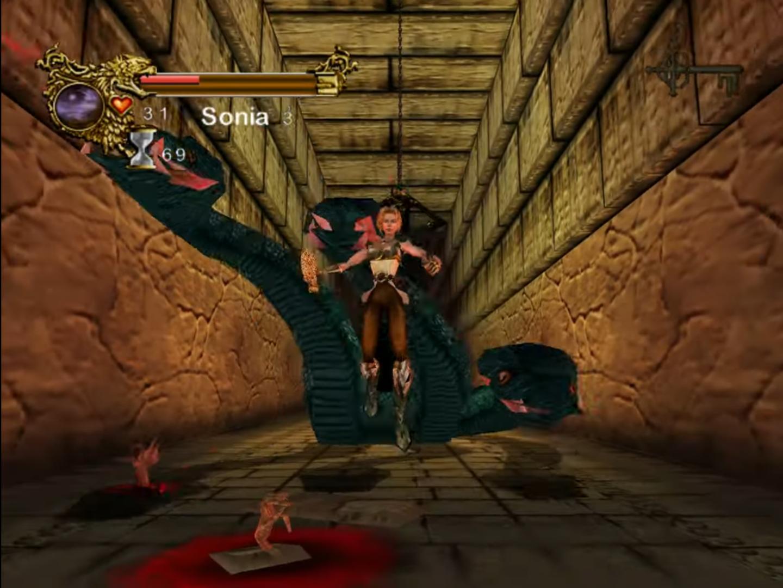 В Castlevania Resurrection для Sega Dreamcast, которую отменили 20 лет назад, можно поиграть прямо сейчас