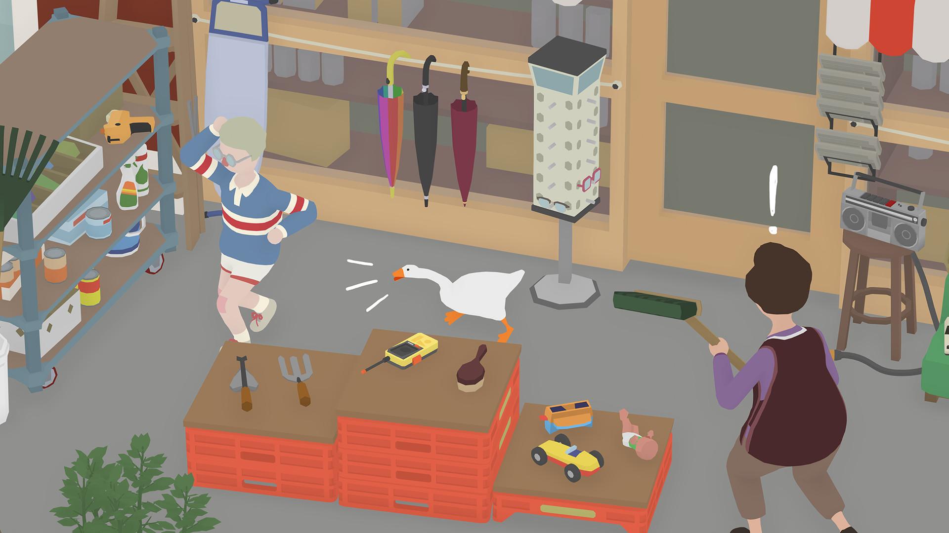 Интервью с одним из создателей Untitled Goose Game