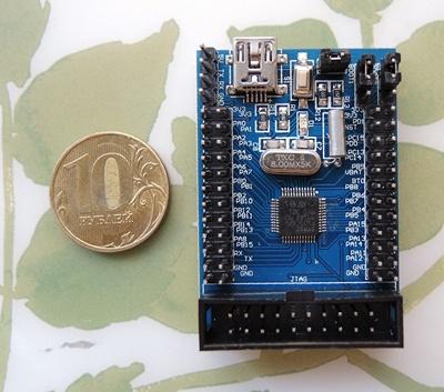 A USB HID Keyboard, Mouse, Touchscreen emulator