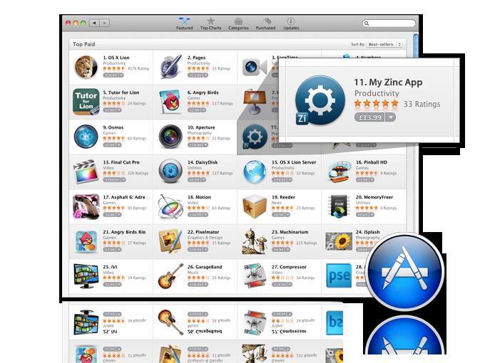 Возможность публикации приложений на Mac App Store