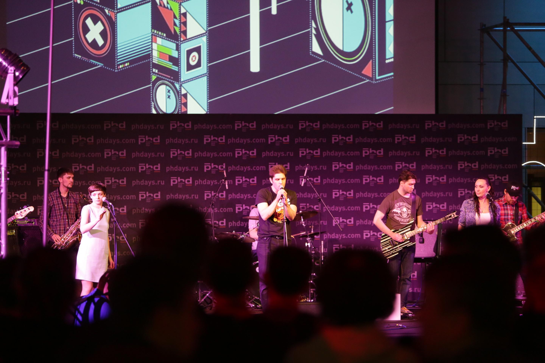 Да будет рок: на PHDays 8 пройдет музыкальный фестиваль