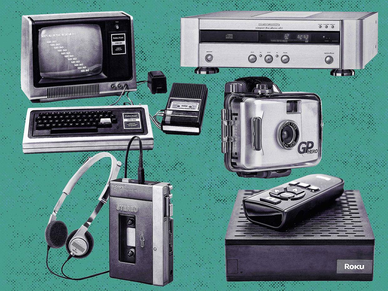Зал славы потребительской электроники: истории лучших гаджетов последних 50 лет, часть 1