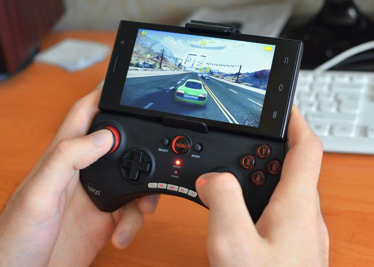 Обзор геймпада iPega PG-9025: превращаем Android-смартфон в портативную консоль