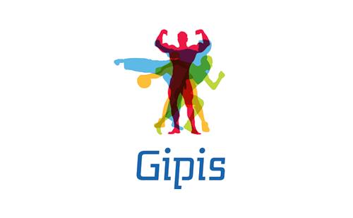Логотип Gipis