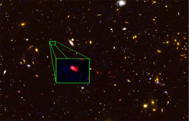 30 млрд световых лет от