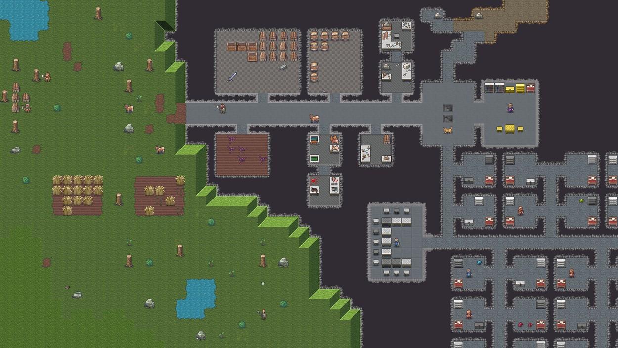 [Перевод] Dwarf Fortress отказывается от текстовой графики, но не от своей сути