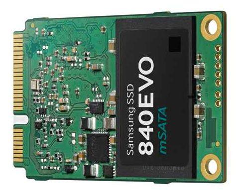 Новый mSATA-SSD от Samsung на 1ТБ весом в 8,5 граммов появится в продаже в этом месяце