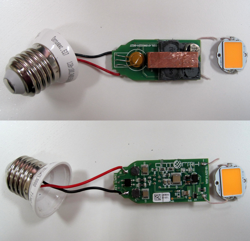 Что сделать из светодиодов своими руками