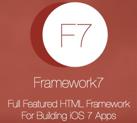 Разработка мобильных Javascript MVC приложений с Framework7