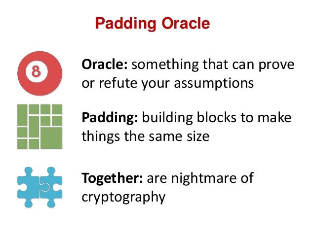 [Перевод] Padding Oracle Attack: криптография по-прежнему пугает