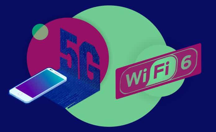 5G и WiFi 6: когда две сетевые технологии лучше, чем одна