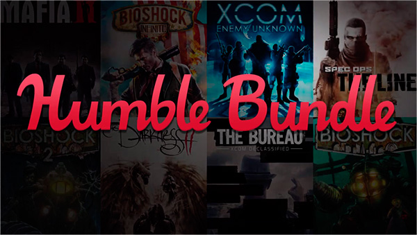 Humble 2K Bundle
