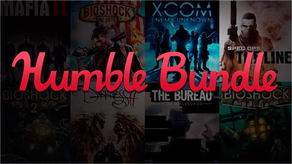 Humble 2K Bundle