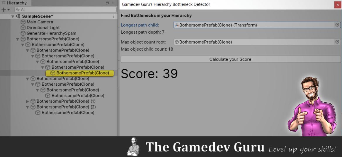 The Gamedev Guru's FAP Hierarchy Tool