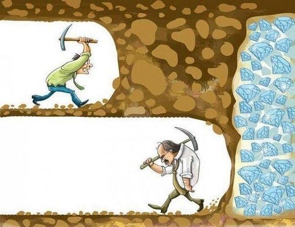 Рисунок 7. Не сдавайтесь!