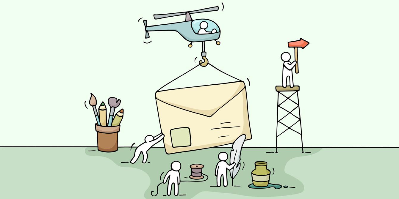 Эволюция email-маркетинга: от QWERTYUIOP до GDPR