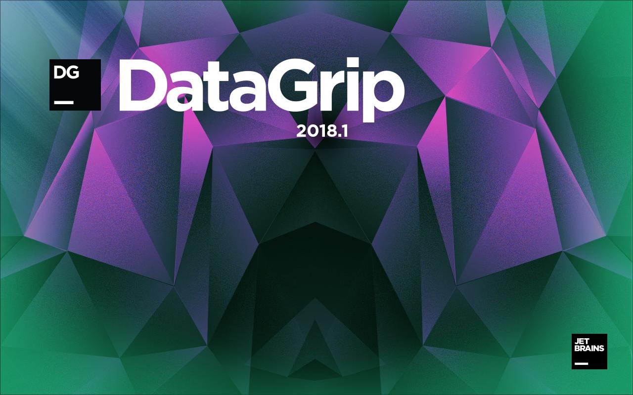 Что нового в DataGrip 2018.1