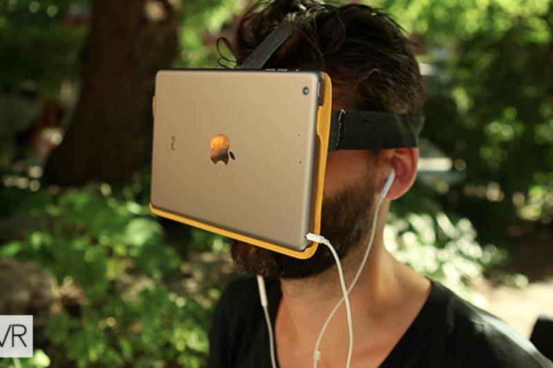 Видеоочки AirVR: аналог Samsung Gear VR для iPad
