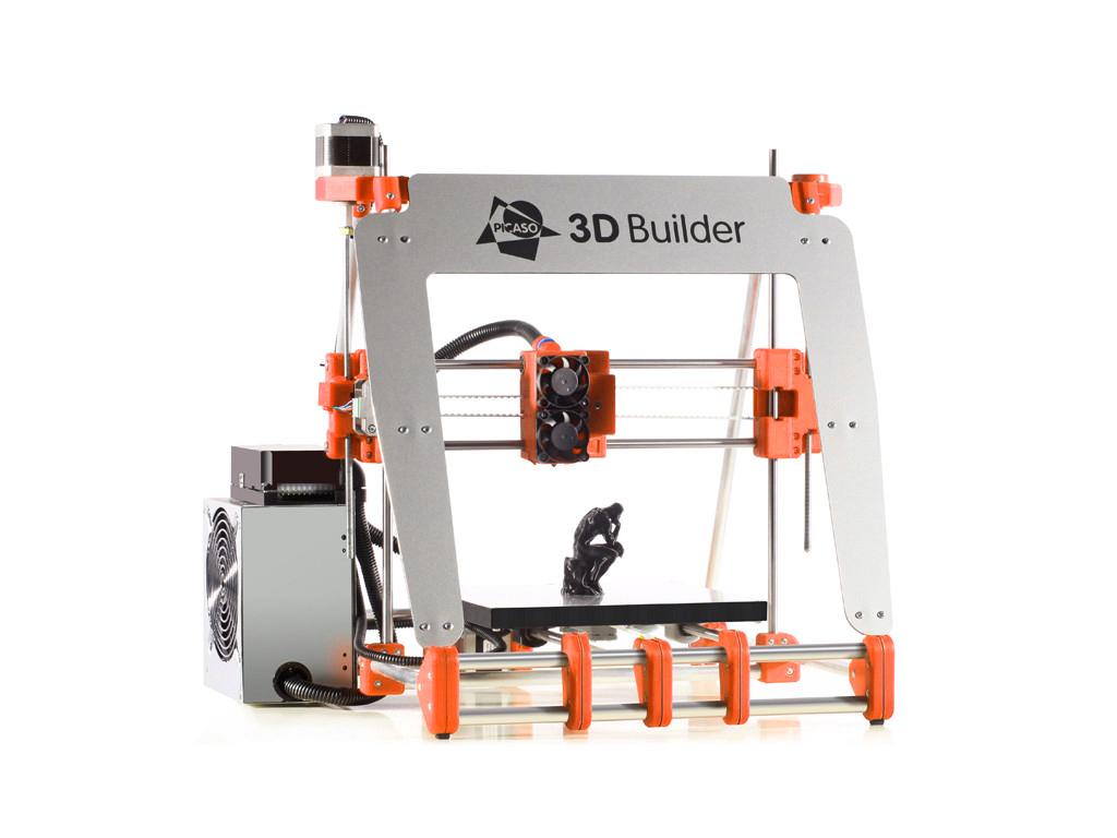 Picaso 3D-Builder — Сделано в России