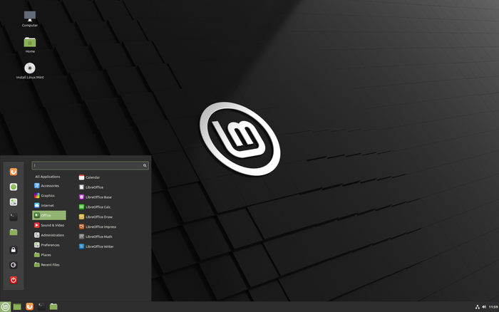 Представлен дистрибутив Linux Mint 20.1