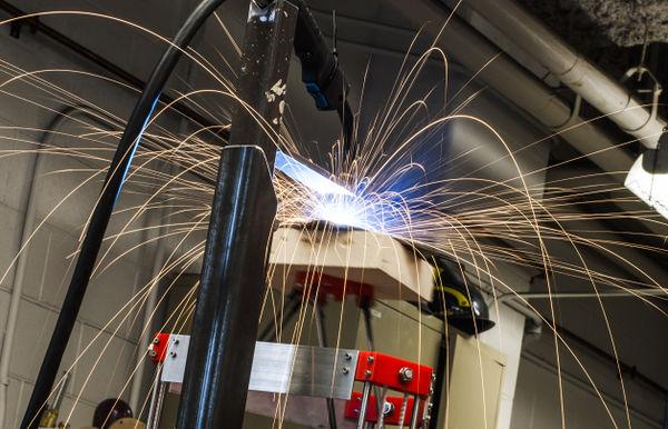 Недорогой 3D-принтер по металлу на базе сварочного аппарата