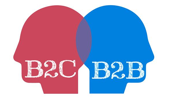 Отличия дизайна для сфер b2b и b2c