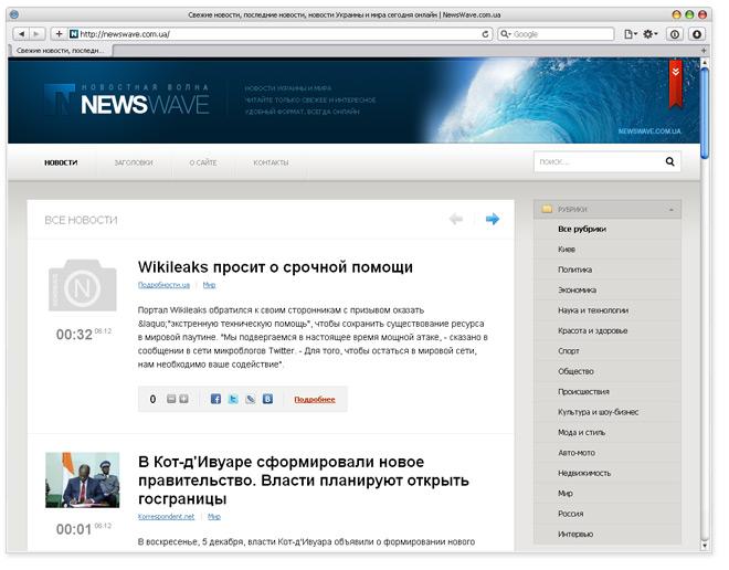 NewsWave.com.ua