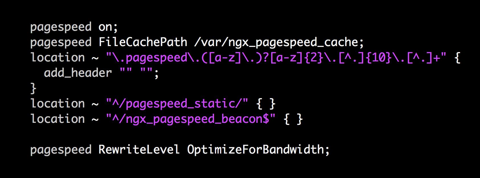 Оптимизация трафика для веб-серверов Apache и Nginx