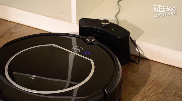 Виртуальная стена для робота пылесоса своими руками