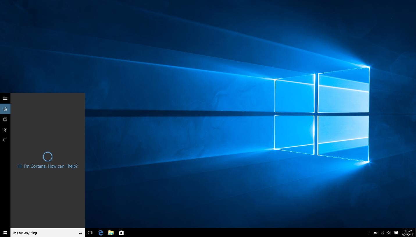 Windows 10 по 10. Выпуск #3. Использование Кортаны для взаимодействия с пользователями