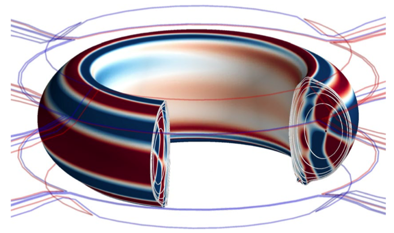 Korean scientists have found a way to avoid damaging the tokamak walls because of the instability of the