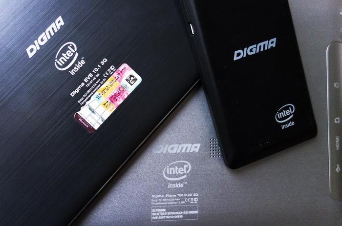 Intel Inside: разбираем новейшие устройства Digma на платформе Intel и удивляемся ходу китайской инженерной мысли