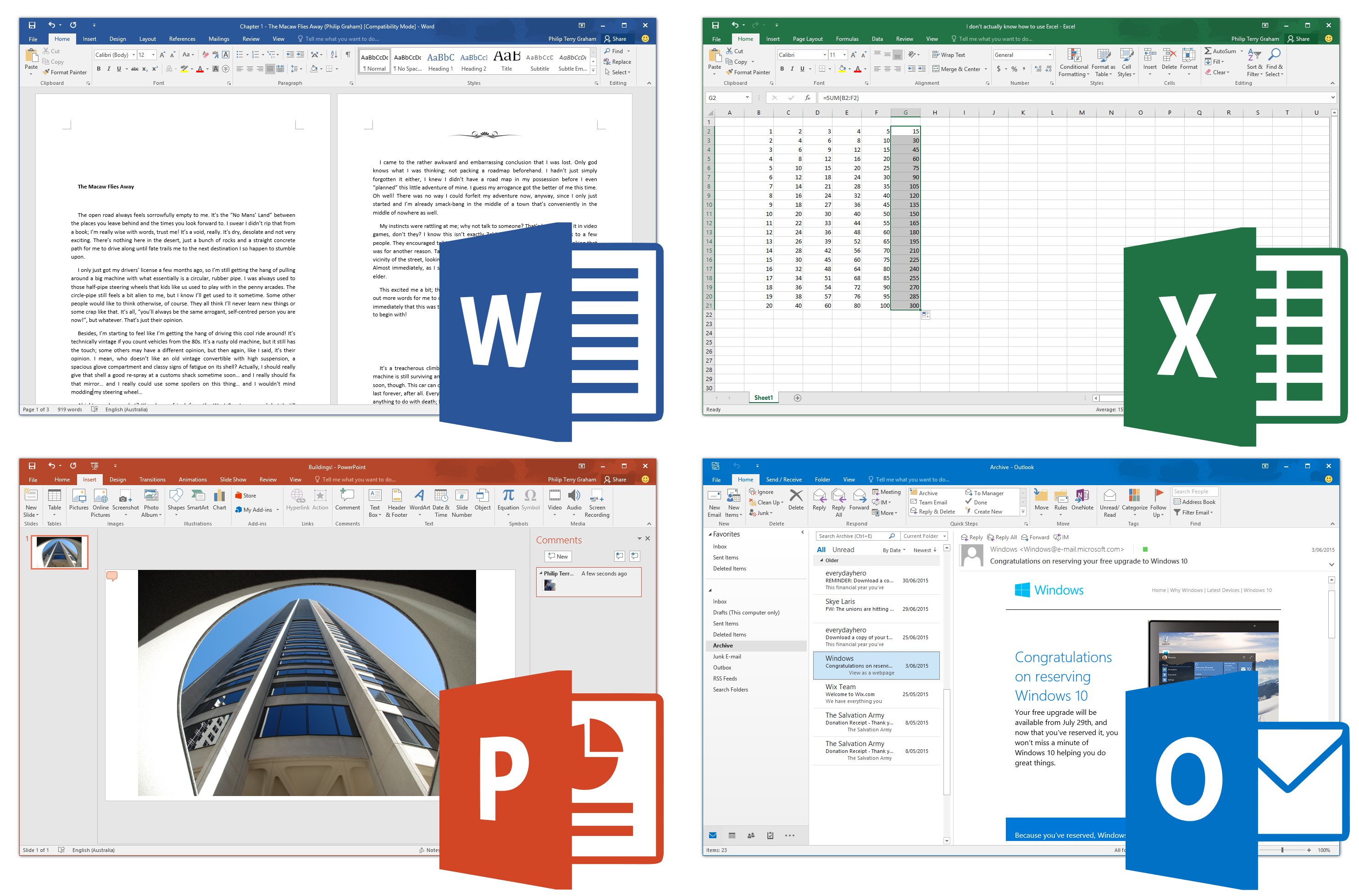 ms office s