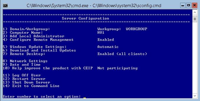 Как я не просто перестал бояться, но и полюбил Hyper-V 2012 R2 и Windows Server Core!