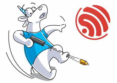 Espressif IoT Development Framework: 71 выстрел в ногу