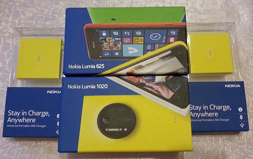 Новогодний подарок от Nokia
