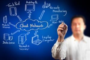 Организация сети в облаке и сетевая связность с облаком