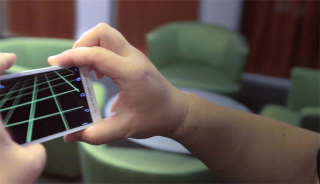 Project Tango от Google: смартфон c 3D-сканером пространства