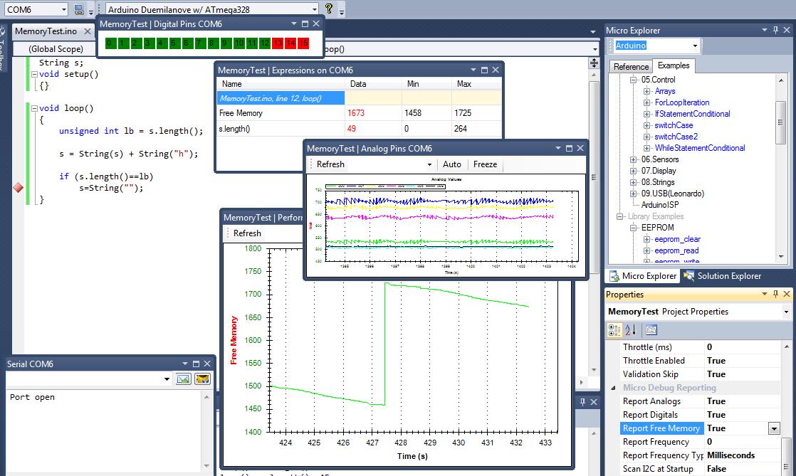 Arduino for Visual Studio and Atmel Studio - Home