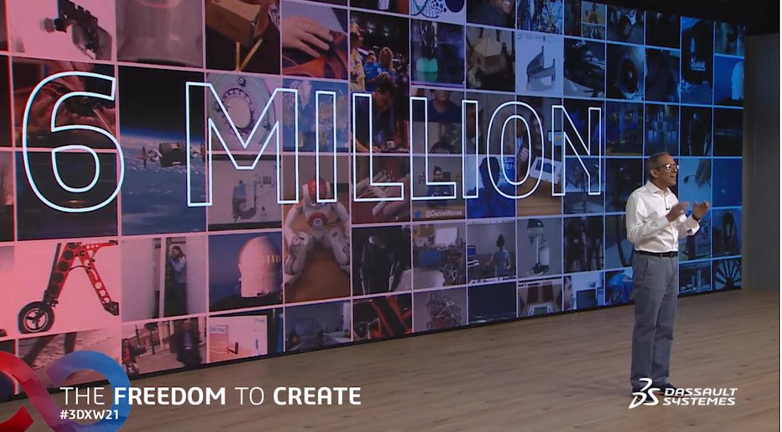 Третий день 3DEXPIRIENCE World 2021 как это было