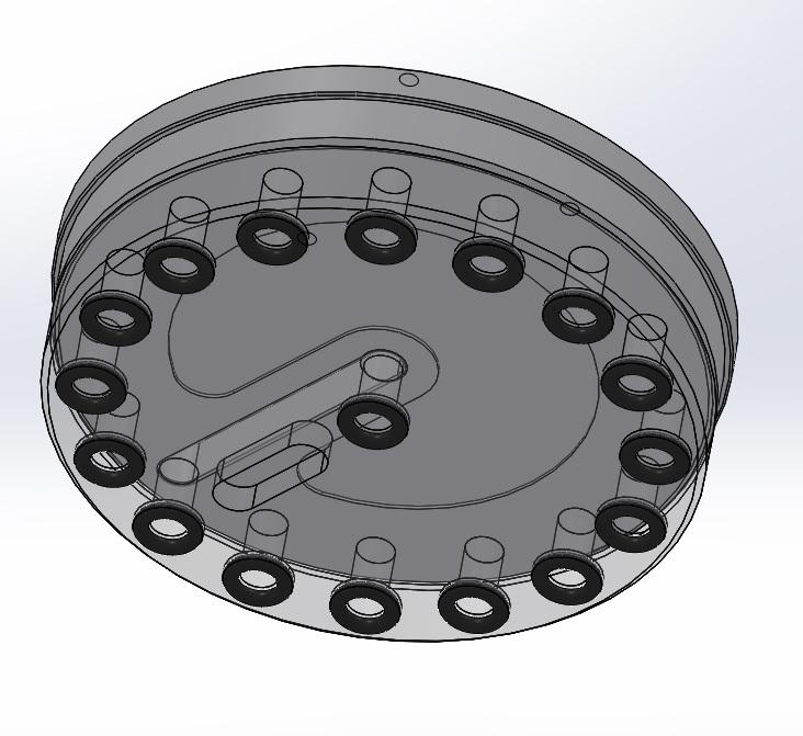 Рисунок 2. Ротационный диск