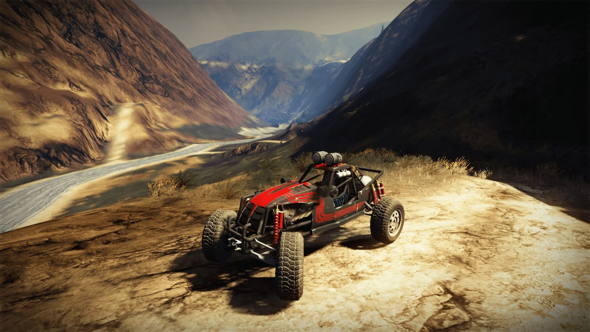 Fuel has a huge open world, but it doesn't make sense, because there aren't many activities in the game