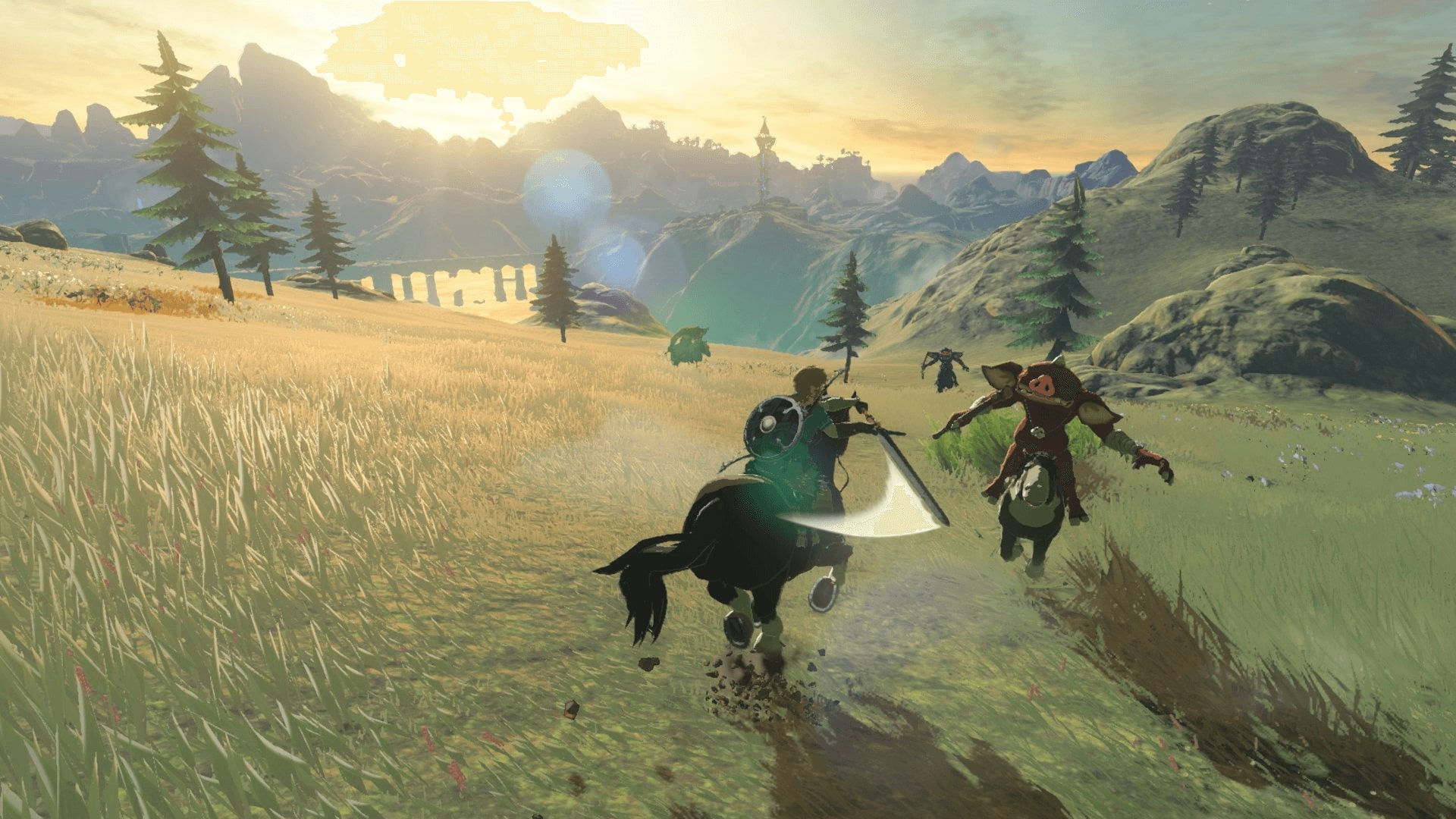 The world of the Legend of Zelda: Breath of the Wild helps the player to solve problems, but you need to learn how to interact with it