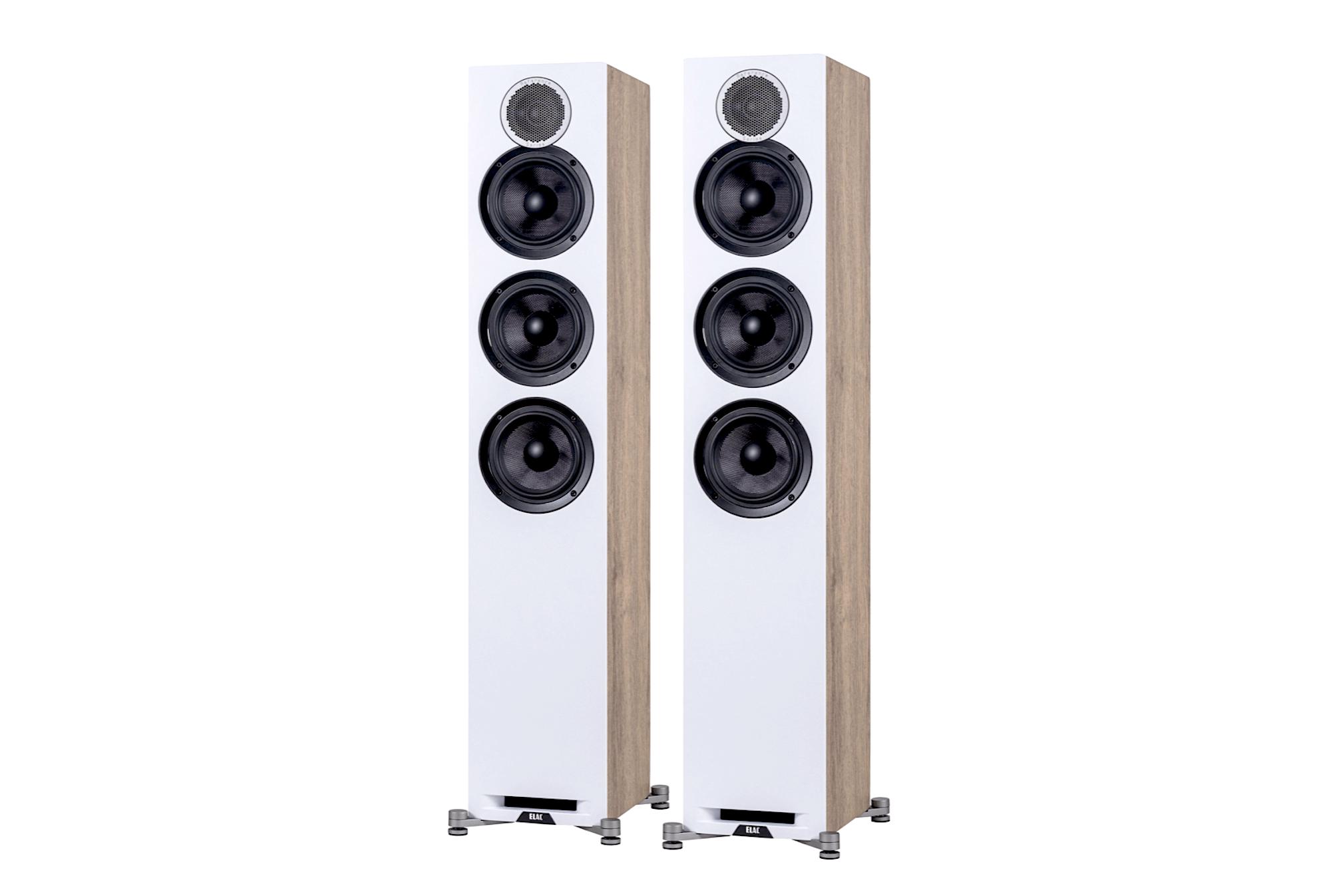 Напольная акустика ELAC Debut Reference DFR52 — Audiomania.ru