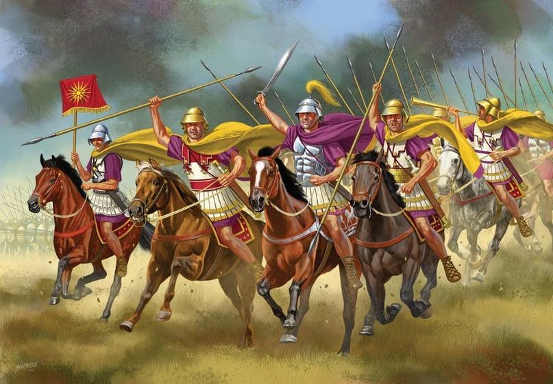 греческие варвары...
