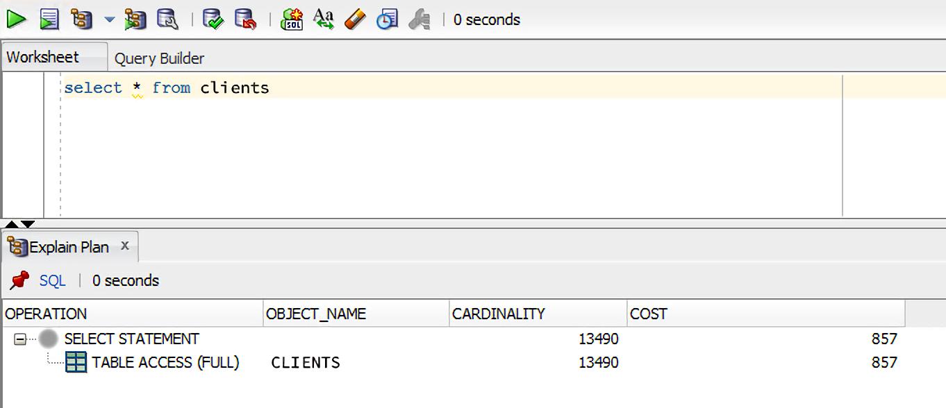 На рис sql developer — графический интерфейс для обращения к базе Oracle