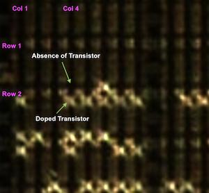 Изображение ПЗУ из TMS320C52