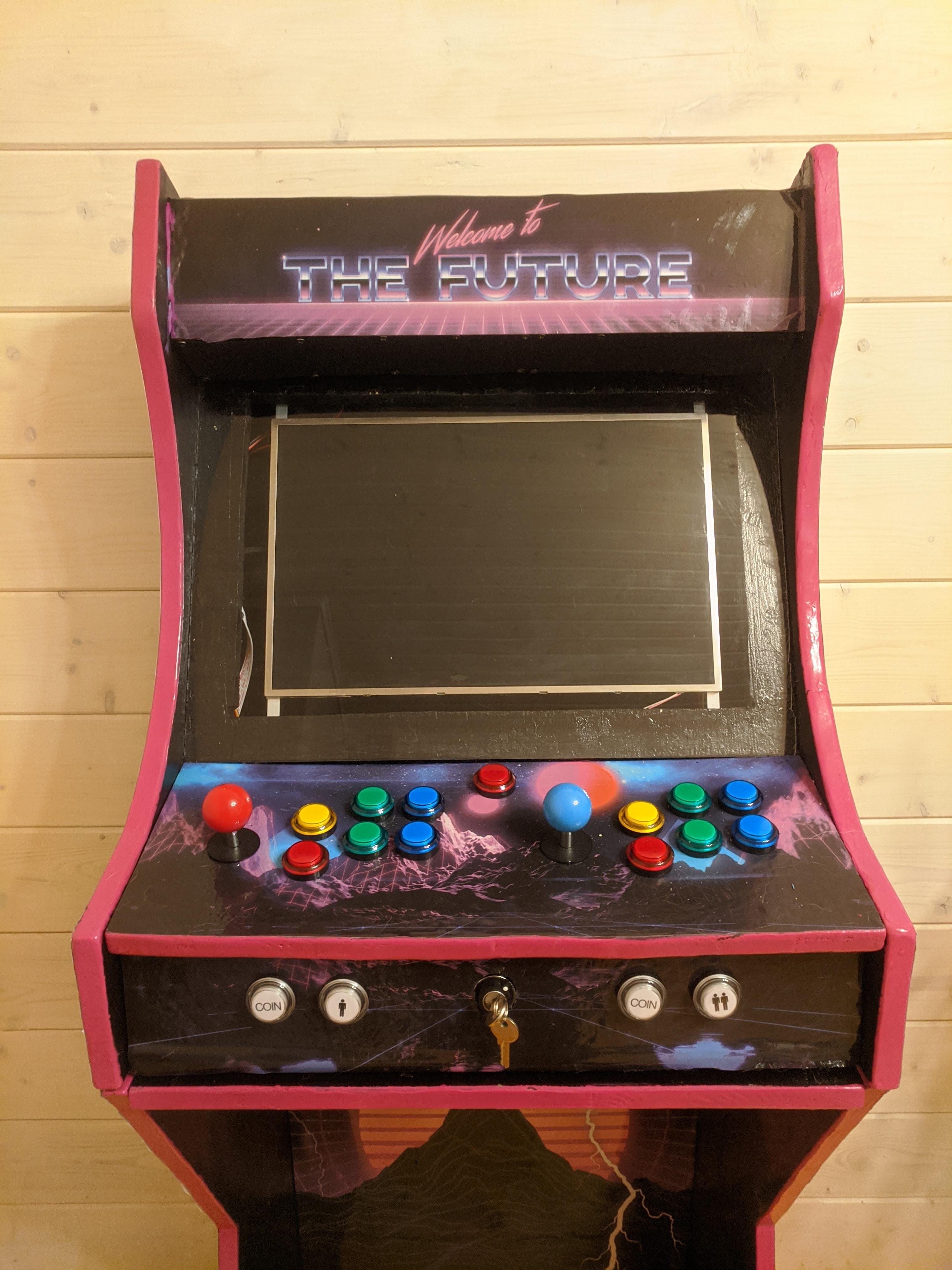 Аркадный игровой автомат что это игровые автоматы 90 купить